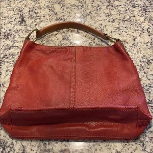 Women's lucky brand leather purse